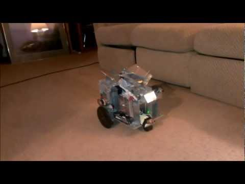 My Arduino Robot Part 1