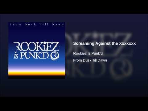 Screaming Against The Xxxxxxx video