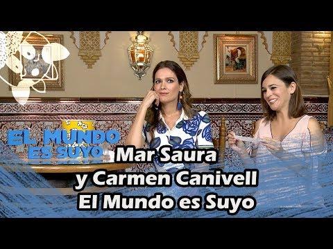 Entrevistamos a Mar Saura y Carmen Canivell - El Mundo es Suyo