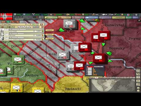 Hearts of Iron 3 Their Finest Hour - Germany Let' Play Part 24