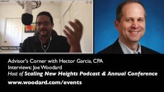 Advisor's Corner Podcast: Joe Woodard