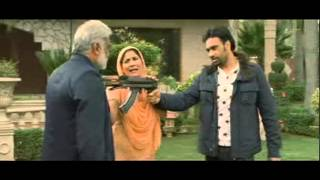 Hero Hitler In Love - hero hitler in love punjabi movie part-3