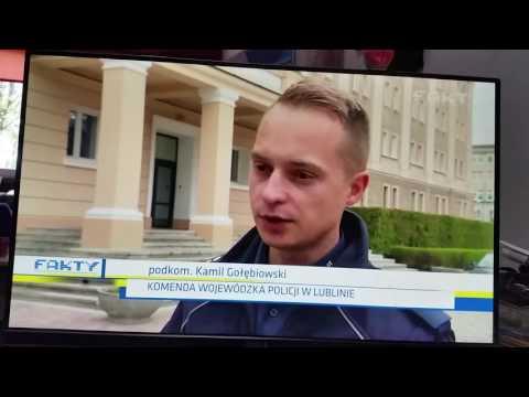 Reportaż O Zatrzymaniu VW Polizei W Lublinie