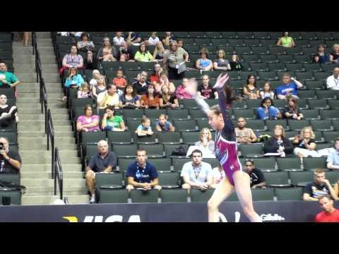 Katelyn Ohashi - 2011 Visa Championships - Vault