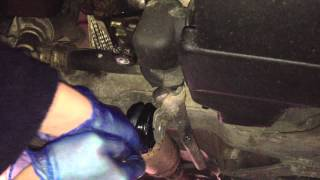 Renault Clio Rear Engine Mount Replacement