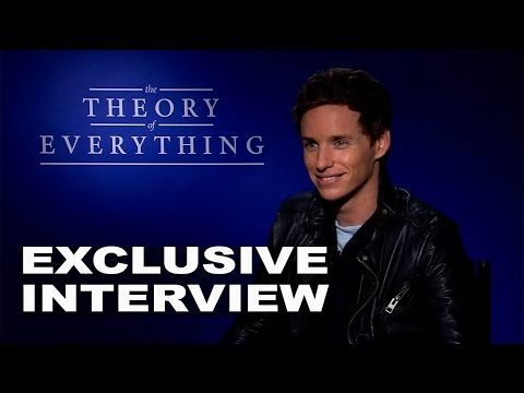 The Theory of Everything: Eddie Redmayne Exclusive Interview