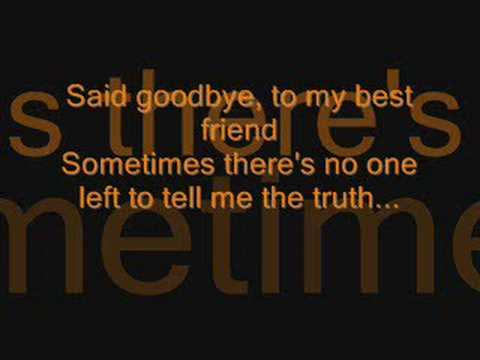 for the rest of my life lyrics: