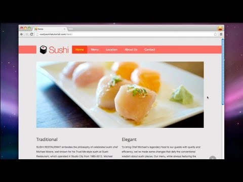 Construya un sitio web con Joomla en 1 hora!