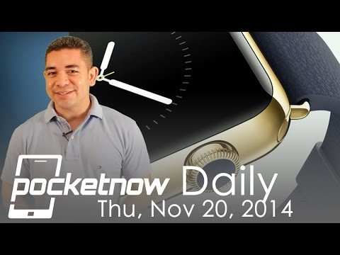 Google Nexus 6 price drop, Apple Watch projections, LTE Nexus 9 & more - Pocketnow Daily