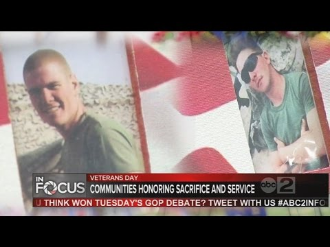Hereford High School honors two Marine brothers