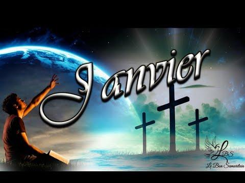 Prière de Bénédiction JANVIER 2021