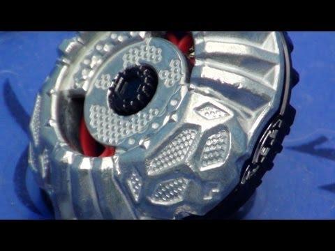 Beyblade BB-120 Prototype Nemesis. ベイブレード