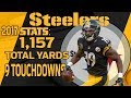 JuJu Smith-Schusters Best Highlights & Celebrations! | NFL Highlights