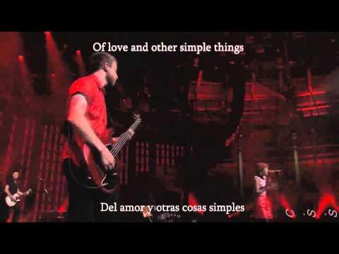 Paramore - Part II [Lyrics][Subtitulado Español] (LIVE)