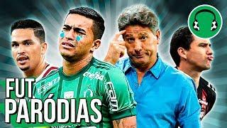♫ PALMEIRAS E GRÊMIO DÃO TCHAU PRA LIBERTA   Paródia Atrasadinha - Felipe Araújo & Ferrugem