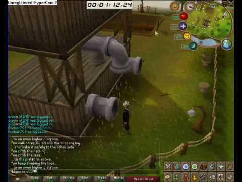Runescape Agility Guide – Advanced Gnome Stronghold