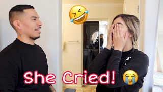 We Told Nikki Her Dad Went To Jail!