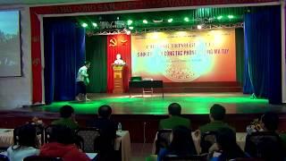 Tiểu phẩm tuyên truyền phòng chống ma túy học đường - Trường ĐHSP Hà Nội 2