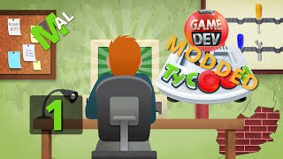 Game Dev Tycoon [With MODs] Let's Play Part 1