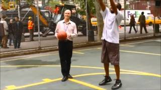 NYC Basketball Featured on Brain Games