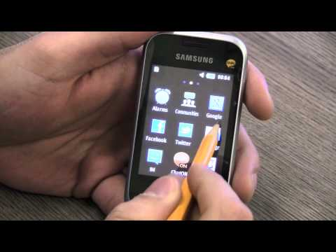 Samsung Champ Deluxe Duos Gt C3312 budget dual sim Unboxing ...