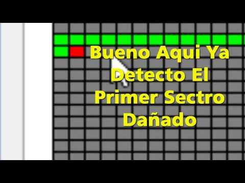 Reparar disco duros con hd tune y Hdd Regeneitro