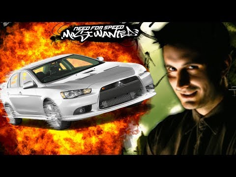 #4 БОСС ТЭЗ полицейская погоня в видео про машинки супер игре Need for Speed Most Wanted #FGTV