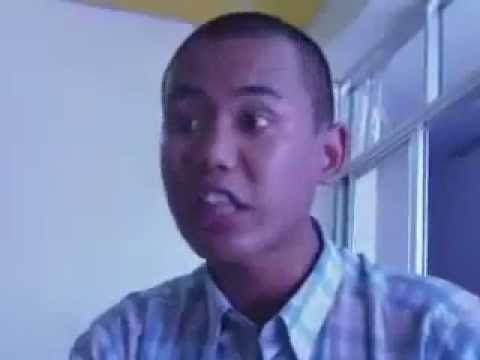 Bashing Myanmar Military Officer by Fake Soldier