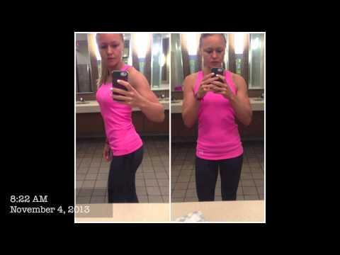 Body Beast Results: Shanda Nation's 15 week weight loss transformation!