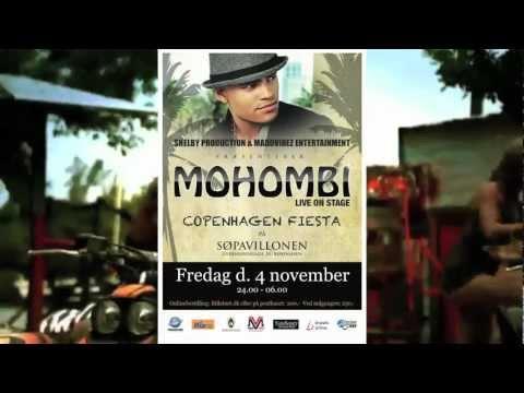 Mohombi Live i Danmark! 04 November 2011