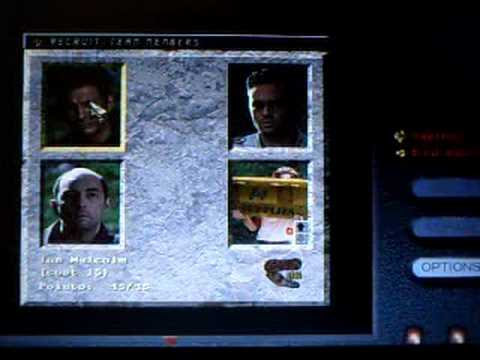 Chaos Island: TLW Jurassic Park Talkthrough Mission 1