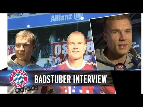 Badstuber Interview Holger Badstuber im Interview