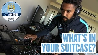 DJ CLICHY   What's In Your Suitcase?