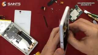 Sony Xperia Z  Ekran Değişimi, Sony Xperia Z Screen Replacement
