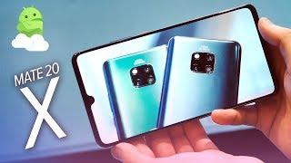 Huawei Mate 20 X: 5,000mAh 7.2-inch MONSTER Phone!