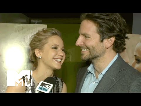 Jennifer Lawrence & Bradley Cooper Talk 'Serena' & Working Together Again | MTV