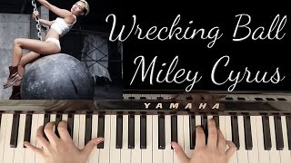 HOW TO PLAY: WRECKING BALL - MILEY CYRUS