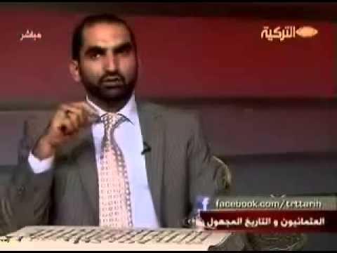 Prof. Dr. Ahmet Akgündüz TRT Al Arabia Osmanli 29.07.2012 10