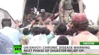 Slow rolling tsunami: 2010 flood worst disaster in Pakistan history