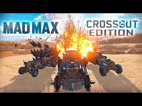 MAD MAX fury road   CROSSOUT EDITION • [Fan Film]