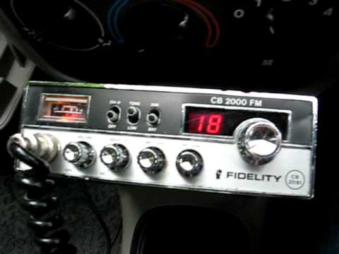 SW Scotland to SW France on CB Radio during skip