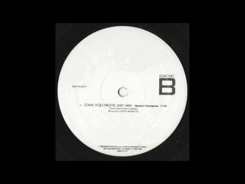 Modern Romance - Can You Move David Morales Def Mix
