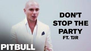 Pitbull Discusses
