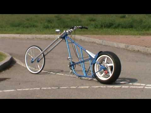 Mr. Bist: Chopper Bike hand made Music Videos