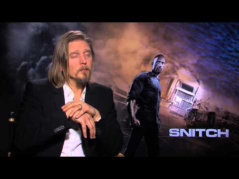 Barry Pepper In SNITCH