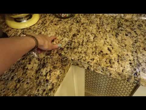 EZ Faux Decor (fka EZ Instant Makeover) Faux Granite Film update  3 years later