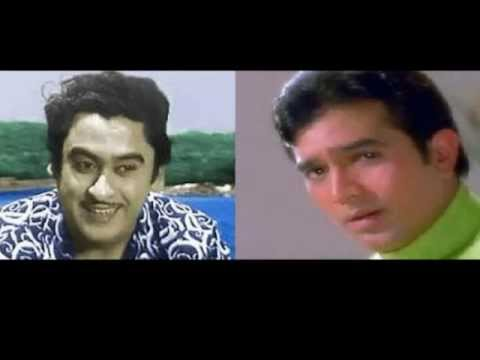 Rajesh Khanna And Kishore Kumar Songs |jukebox| - Hq video