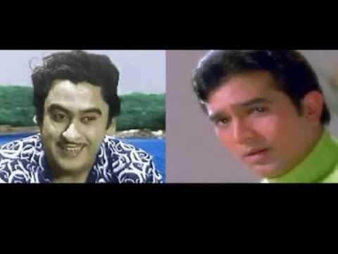 Rajesh Khanna and Kishore Kumar Songs  Jukebox  - HQ