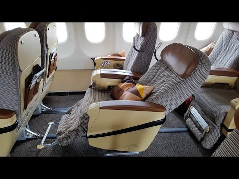 The Business Class Etihad Doesn't Advertise