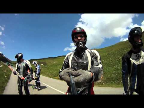 Ambassador Abroad: France, Part 1 - Downhill / Freeride Longboarding